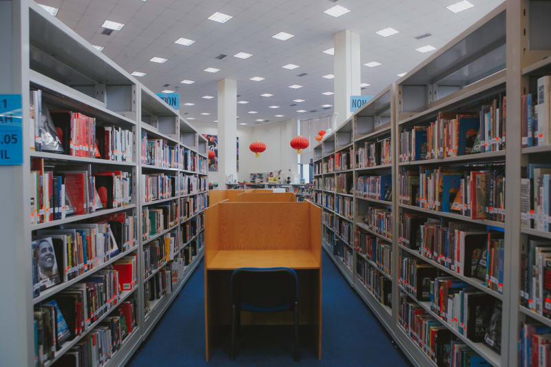picture of the sp library